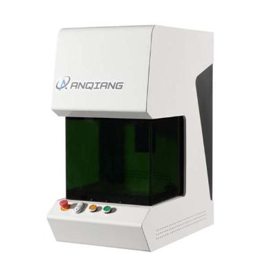 AQ-200FP Fiber Laser Marking Machine