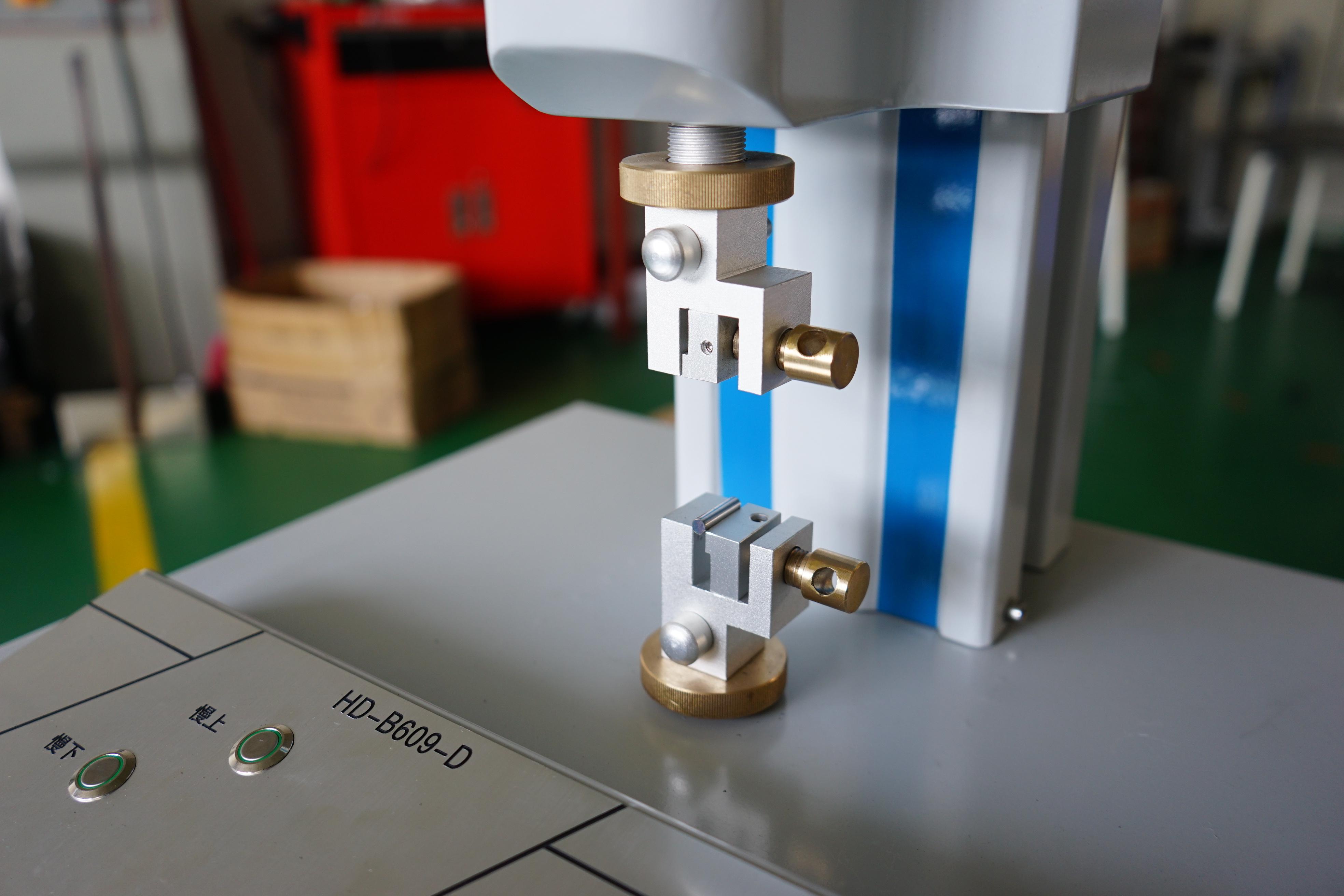 Tape peeling test machine