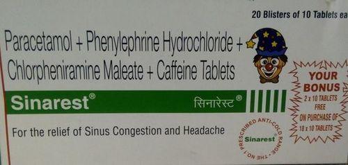 Chlorine Tablets