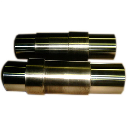 Industrial Shafts and Shaft Rolls