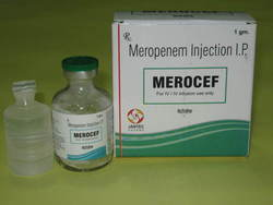Injectable Antibiotics