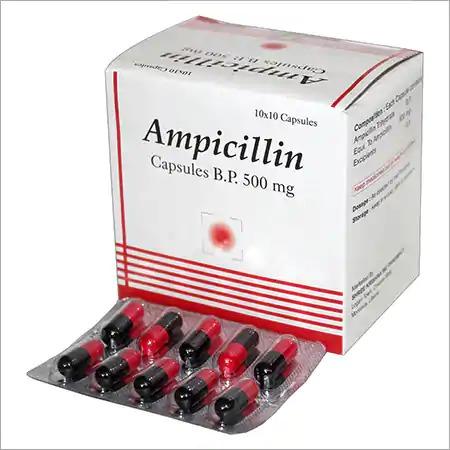 Ampicillin Capsules