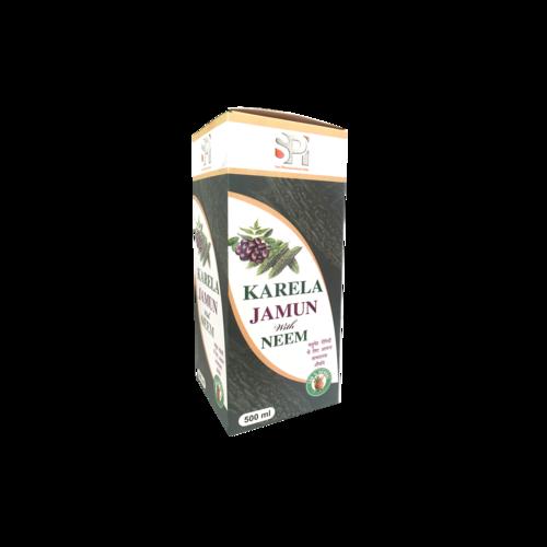 Karela Jamun with neem