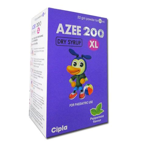Azithromycin Syrup