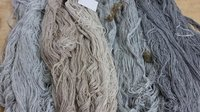 Wool Viscose Blend Carpet Yarn