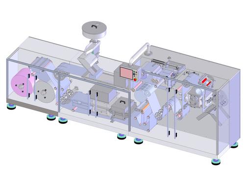 NT300 Blister Packing Machine