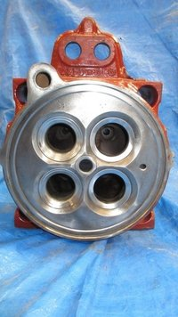 Wartsila W6L20 Cylinder head