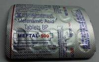 Mefenamic Acid Tab Lets