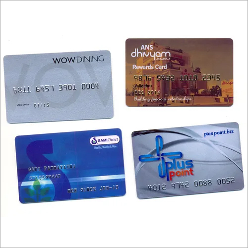 pvc card