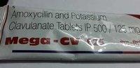 Amoxycillin Potassium Clavulanate Tablet