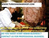 Kebab machine