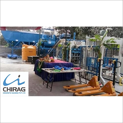 Chirag Modern Bricks Manufacturing Machine