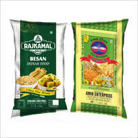 Besan Printed Packaging Pouch