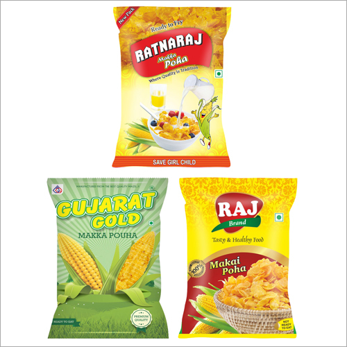 Makkai Poha Packaging Pouch