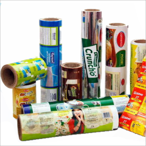 Printed Packaging Roll