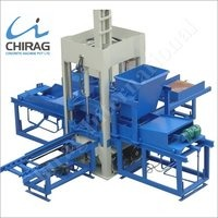 Chirag Latest Technology Brick Machine