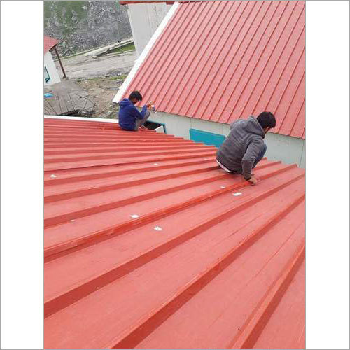 Prefabricated Roof Top Building