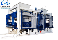Chirag Multi-Raw Material Fly Ash Brick Making Machine