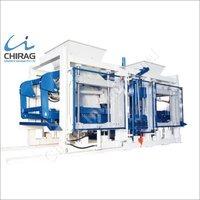 Chirag Multi-Raw Material Fly Ash Brick Making Machine
