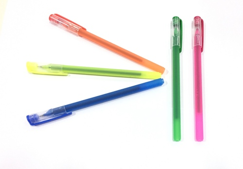 Rubber DF Pen