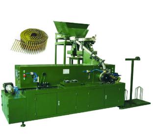 HB-100N Automatic high-speed coil nail machine