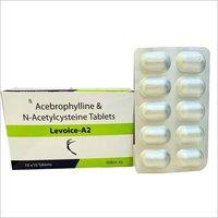 Acebrofylline Acetylcysteine Tablet