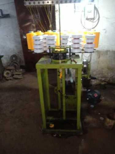 Industrial Steel Scrubber Machine