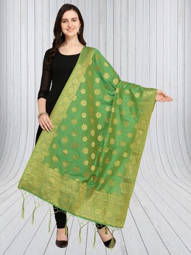 Fancy Silk Dupatta