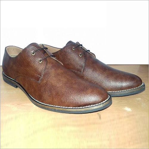 Synthetic Leather Shoe