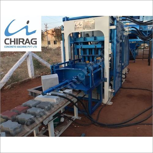 Chirag Advanced Popular Automatic Brick Machine