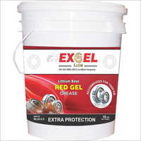 Lithium Base Red Gel Grease
