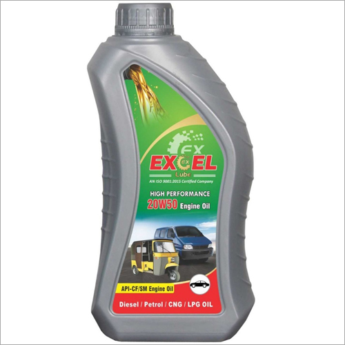 High Performance Engine Oil