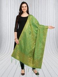 Designer Fancy Banarasi Dupatta