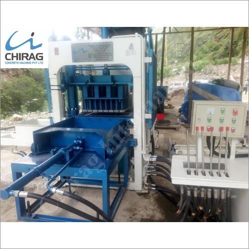 Chirag New Generation Fly Ash Bricks Machine
