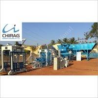 Chirag Integrated Advanced Ash Bricks Machine