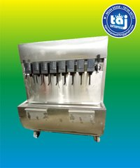 6 Valve Soda Beverage Dispenser