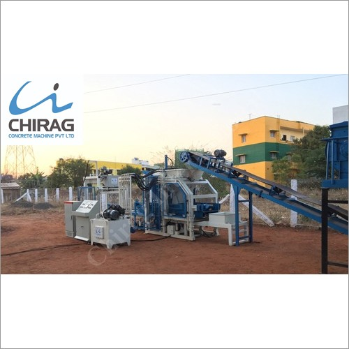 Chirag Hi-Resistance Multifunction Bricks Machine