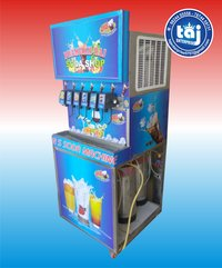 6 Flavor Soda Machine