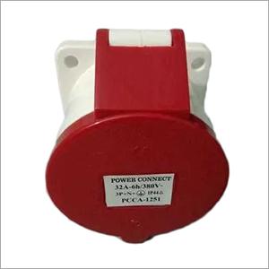4/5 Pin Industrial Sockets