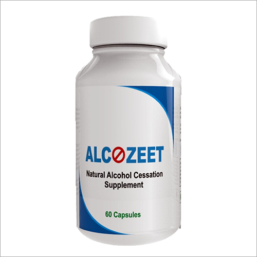 Alcohol Cessation Supplement Capsules