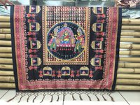 Digital Printed Dupatta Fabric