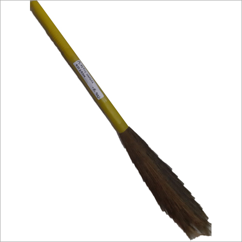 Plastic Handle Grass Broom