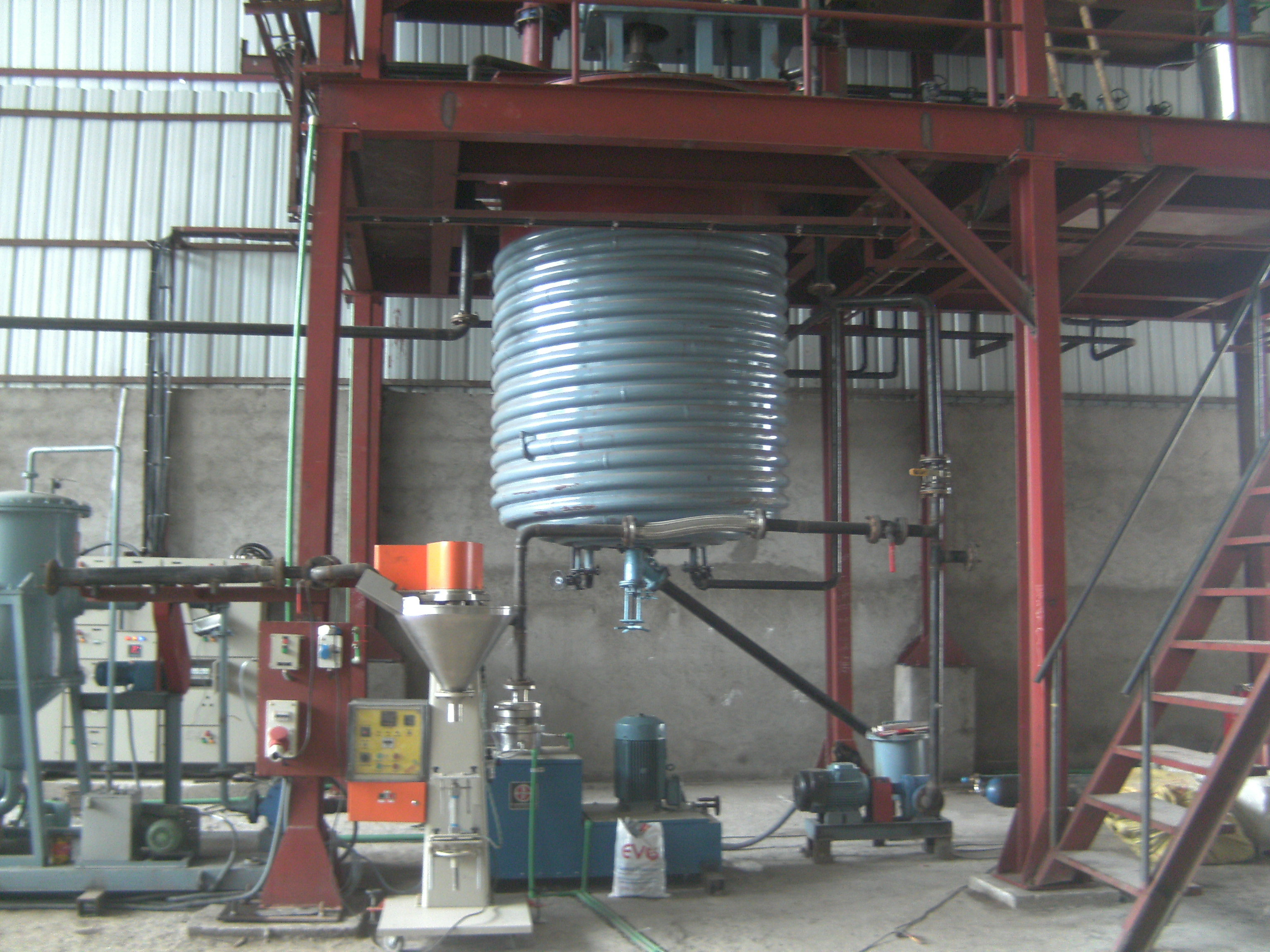 Grease Manufacturing Plant