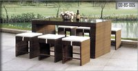 Outdoor Bar Set