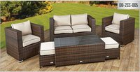 Outdoor Two Seater Sofa