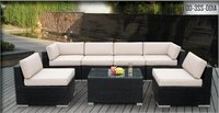 Outdoor Three Seater Sofa