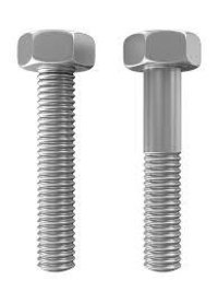 Duplex hex bolt