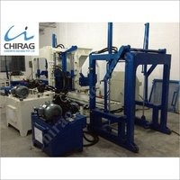 Chirag All In One Automatic Cement Block Making Machine