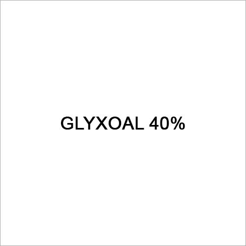 Glyxoal 40%