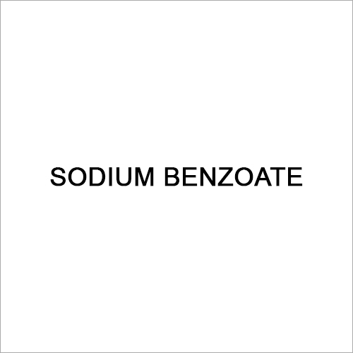 Sodium Benzoate Chemical